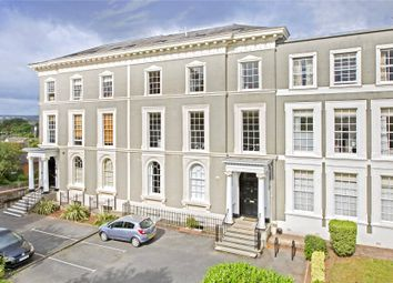 Thumbnail 2 bed flat to rent in Lyndhurst Road, St. Leonards, Exeter