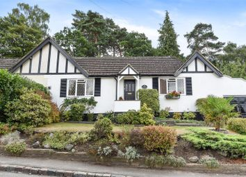 Thumbnail 3 bed semi-detached bungalow for sale in High Street, Little Sandhurst, Berkshire