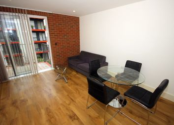 Thumbnail 1 bed flat for sale in No 1 Street Royal Arsenal, Woolwich, London E14