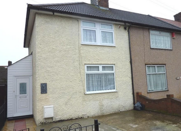 Thumbnail 2 bed end terrace house to rent in Grafton Road, Dagenham