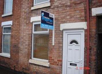 Thumbnail 2 bed terraced house to rent in Waterloo Street, Burton-On-Trent