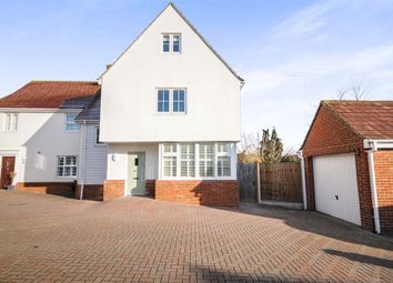 Thumbnail 5 bed semi-detached house for sale in Broomfield Mews, Broomfield, Chelmsford