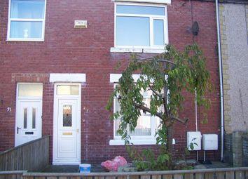 Thumbnail 2 bed terraced house to rent in Morven Terrace, Ashington