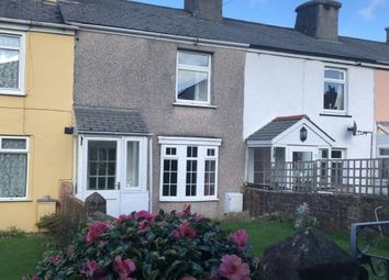 Thumbnail 2 bed terraced house for sale in Callington, Cornwall, Uk