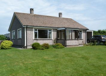 Thumbnail Detached bungalow for sale in Havett Road, Dobwalls, Liskeard