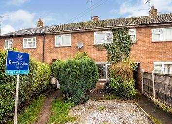 Thumbnail 3 bed terraced house for sale in Bush Road, Christleton, Chester