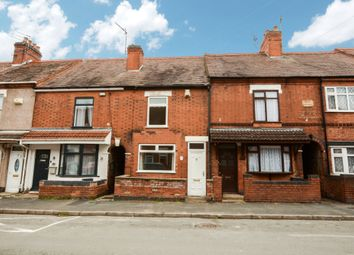 Thumbnail 3 bed terraced house to rent in Grove Road, Nuneaton, Warwickshire