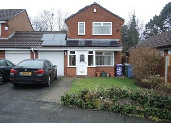 Thumbnail 3 bed link-detached house for sale in Dearne Close, West Derby, Liverpool