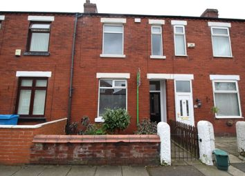 Thumbnail 2 bed terraced house for sale in Anson Street, Eccles, Manchester