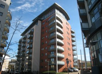 Thumbnail 1 bed flat to rent in Galaxy Building, Crews Street, Docklands