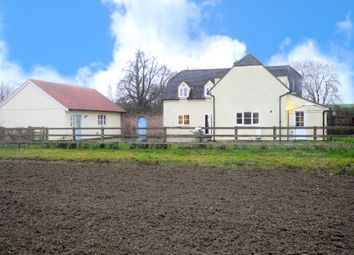 Thumbnail 4 bed detached house to rent in Little Easton, Dunmow