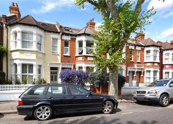 Hartland Road, London NW6. 3 bed flat