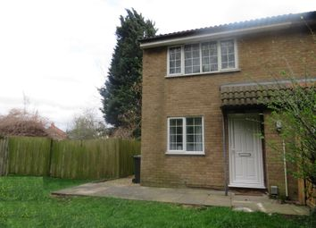 Thumbnail 1 bed flat for sale in Willoughby Court, Peterborough