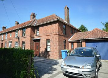Thumbnail 3 bed end terrace house for sale in Losinga Crescent, Norwich