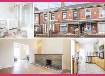 3 bed terraced house for sale in Chapel Street, Pontnewydd, Cwmbran NP44