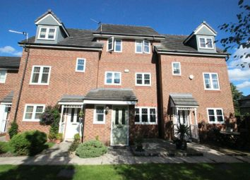 Thumbnail 4 bed town house for sale in Lawnhurst Avenue, Wythenshawe, Manchester