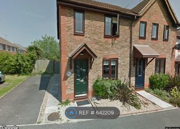 Thumbnail 2 bed end terrace house to rent in Moorhen Drive, Lower Earley, Reading