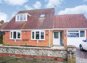 Thumbnail 3 bed detached bungalow for sale in The Drift, Rowland's Castle
