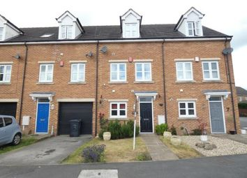 Thumbnail 3 bed terraced house for sale in Pavilion Court, West Hallam, Ilkeston