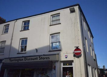 Thumbnail 2 bed flat to rent in 15 Fore Street, Great Torrington, Devon