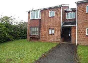 Thumbnail 1 bedroom property for sale in Polperro Way, Hucknall, Nottingham, Nottinghamshire