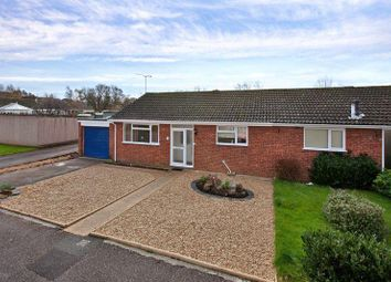 Thumbnail 2 bed semi-detached house for sale in 4 Minster Close, Galmington, Taunton, Somerset