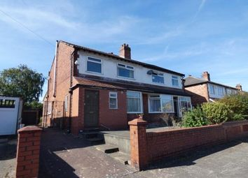 3 bed semi-detached house for sale in Daventry Road, Chorlton, Manchester, Greater Manchester M21