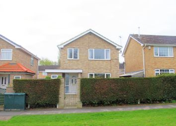 Thumbnail 3 bed detached house for sale in Durham Way, Harrogate