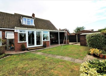 3 bed detached house for sale in Mill Close, Dickleburgh, Diss IP21