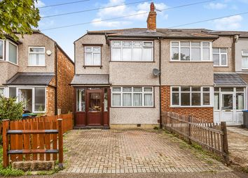 Thumbnail 3 bed property for sale in Cromwell Avenue, New Malden