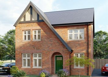 "Thumbnail 4 bed detached house for sale in ""The Aspen"" at Box Road, Cam, Dursley"