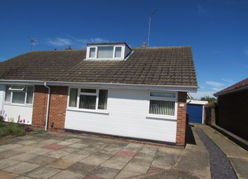 Thumbnail 2 bed semi-detached house for sale in Badgers Walk, Kingsthorpe, Northampton