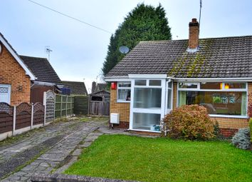 Thumbnail 2 bed semi-detached bungalow for sale in Lime Close, Sandbach