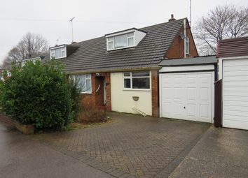 2 bed semi-detached bungalow for sale in Saywell Road, Luton LU2