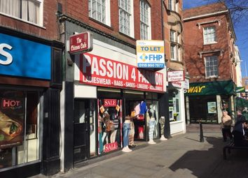 Thumbnail Retail premises to let in 52 Market Place, Market Place, Leicester