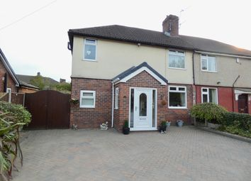 Thumbnail 4 bedroom semi-detached house for sale in Lowton Road, Golborne, Warrington