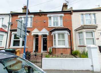 Thumbnail 3 bed terraced house for sale in Cross Lane East, Gravesend
