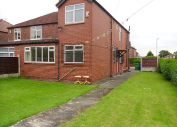 Thumbnail 4 bedroom semi-detached house to rent in School Grove, Withington, Manchester