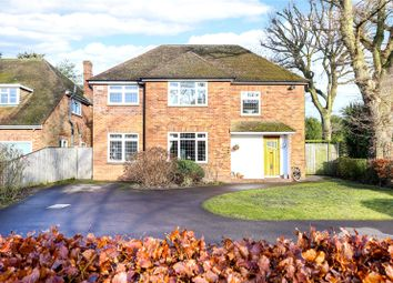 Thumbnail 5 bed detached house for sale in Cedar Road, Farnborough, Hampshire