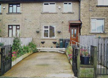 Thumbnail 3 bedroom terraced house for sale in Hall Cross Grove, Almondbury, Huddersfield