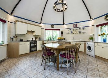 Thumbnail 4 bed link-detached house for sale in Home Farm Close, Leigh, Tonbridge