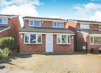 Thumbnail 3 bed detached house for sale in Barley Croft, Cheadle Hulme, Cheadle, Greater Manchester