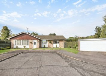 Thumbnail 3 bed detached bungalow for sale in Lane End Close, Shinfield, Reading