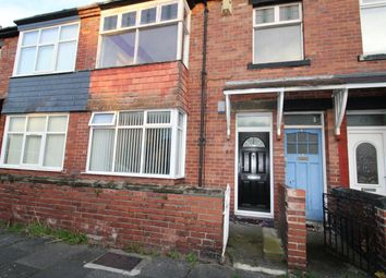 Thumbnail 2 bed flat for sale in Ethel Terrace, South Shields