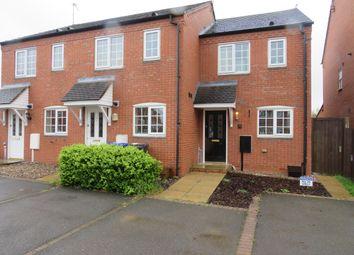Thumbnail 2 bed property to rent in Deer Close, Grange Park, Northampton