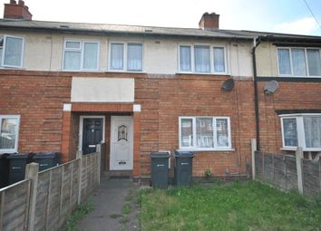Thumbnail 3 bed terraced house to rent in Knights Road, Tyseley, Birmingham