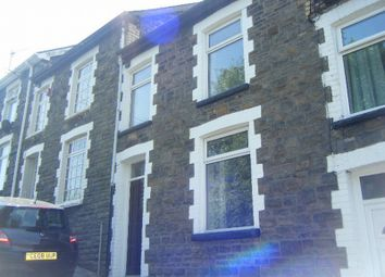 Thumbnail 2 bed terraced house to rent in Zion Terrace, Tonypandy, Rhondda Cynon Taff.