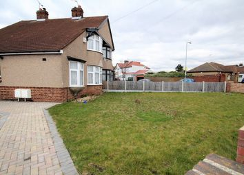 Thumbnail 4 bed semi-detached bungalow to rent in Clayhall Avenue, Ilford