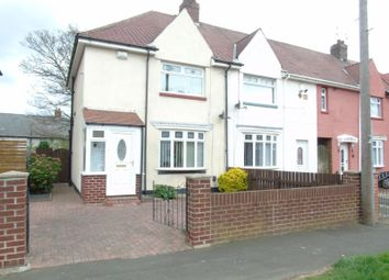 Thumbnail 3 bed semi-detached house for sale in West Moor Road, Sunderland