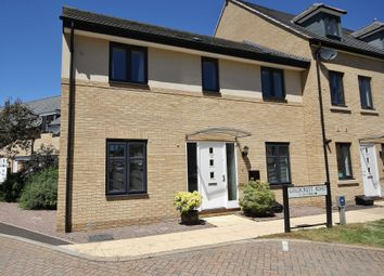 Thumbnail 3 bed end terrace house for sale in Goldcrest Road, St. Ives, Cambs